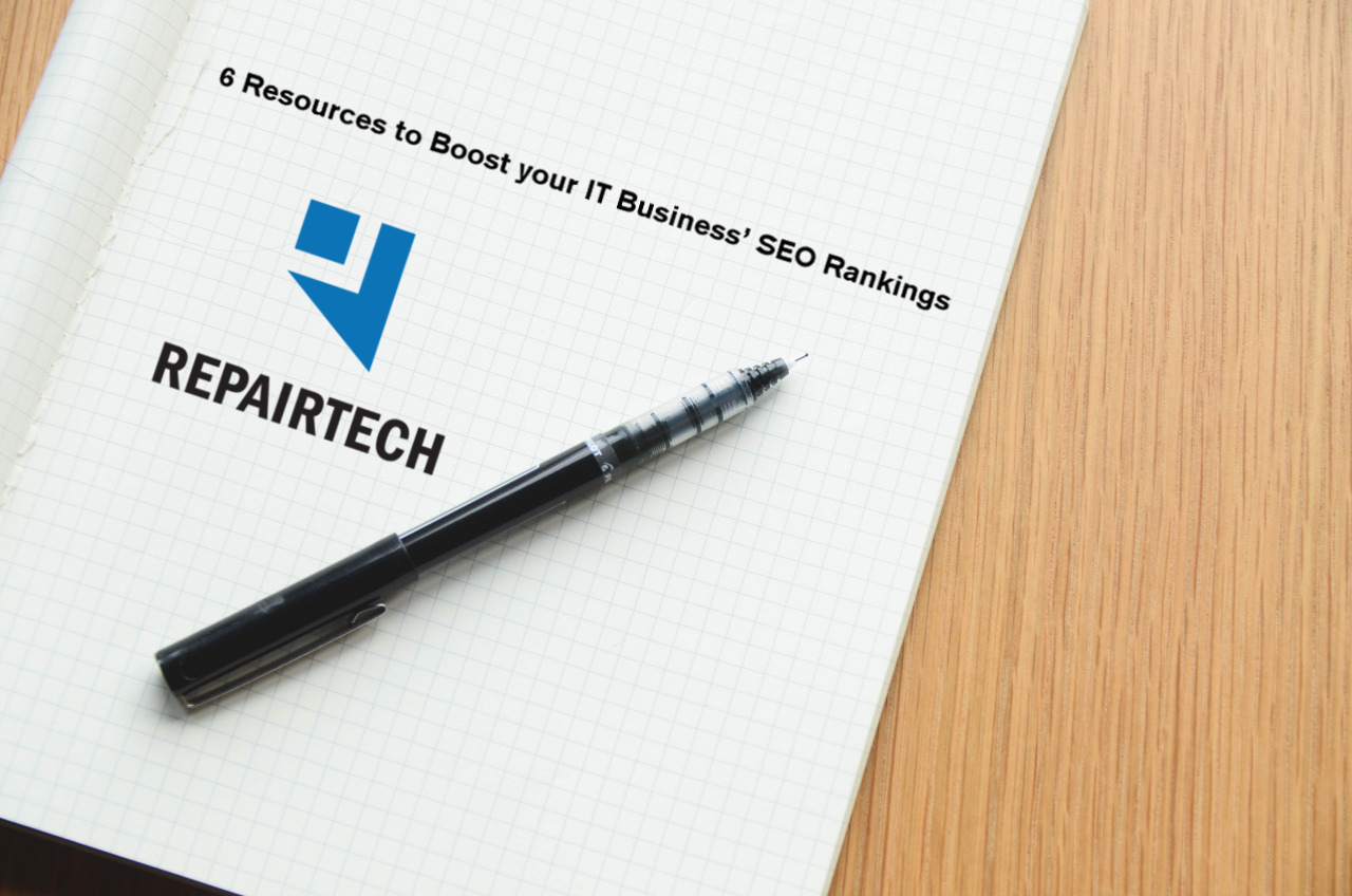 6 SEO tips for growing your computer repair business